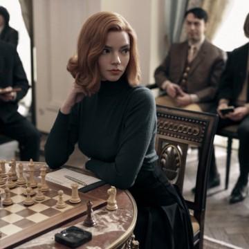 Костюмите в Queen's Gambit - сериалът, за който всички говорят