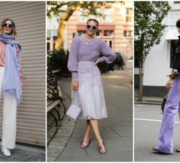 19 стайлинг идеи как ще носим актуалното лилаво и през зимата