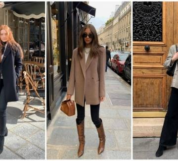 19 стайлинг идеи как да носим класическите черни дънки и този сезон