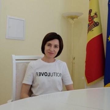 За първи път Молдова избра жена за президент