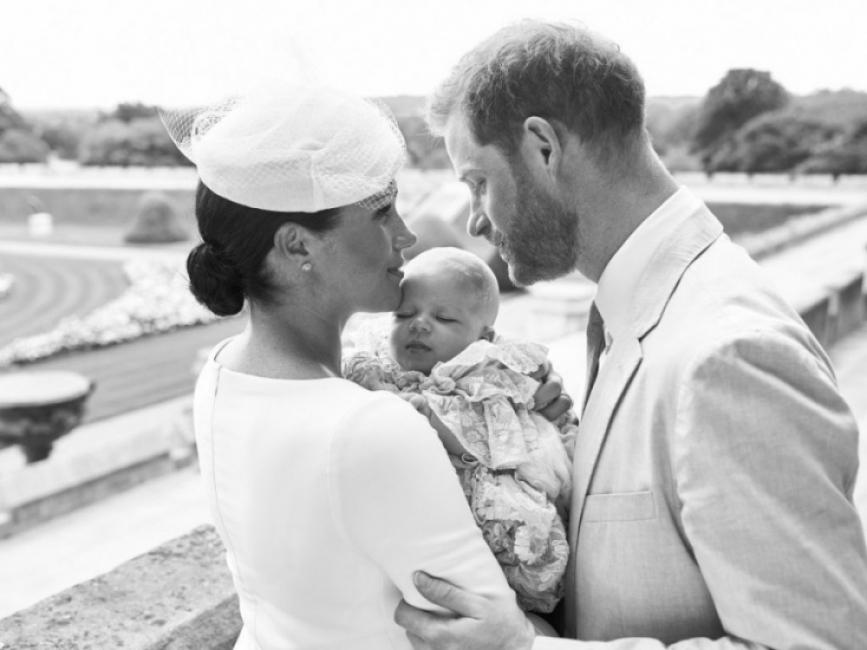 Меган Маркъл за спонтанния аборт: Докато прегръщах първото си дете, осъзнах, че губя второто
