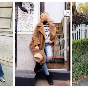 19 стайлинг идеи как да разнообразим комбинацията от дънки и пуловер
