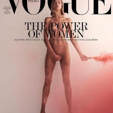 Vogue и Аня Рубик срещу забраната за аборт
