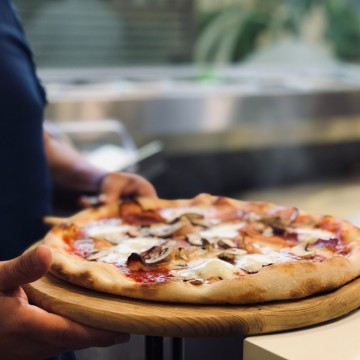 Най-добрата пица идва неочаквано като любовта