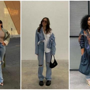 18 стайлинг идеи с дънките, които носим и през зимата
