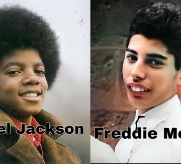Вижте как са изглеждали любимите ни музиканти като деца!