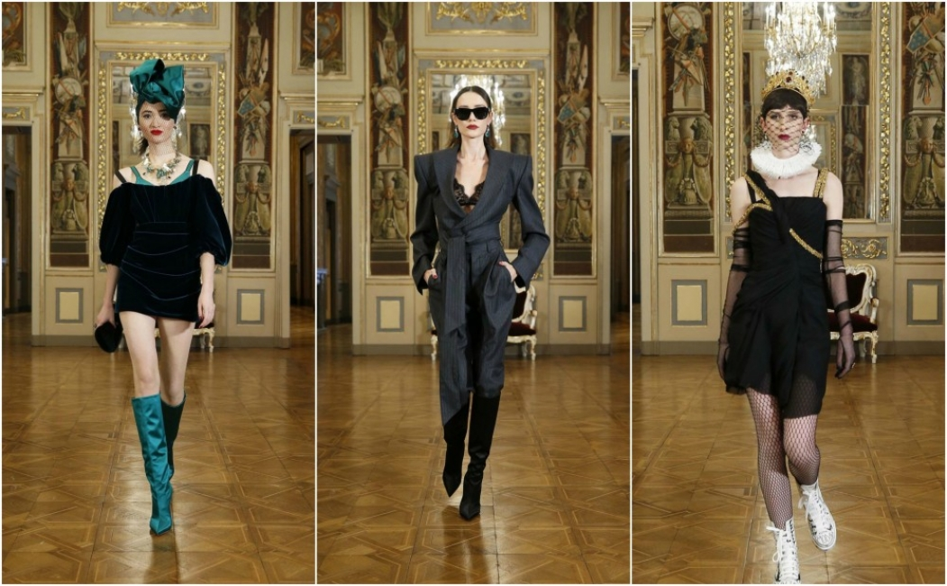 Новата Alta Moda от Dolce & Gabbana