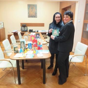 """Район """"Оборище"""" с благотворителна онлайн изложба"""
