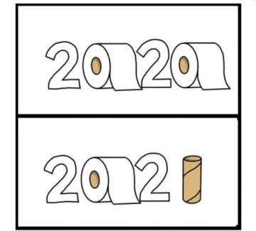 Посрещаме 2021 с богата порция мемета