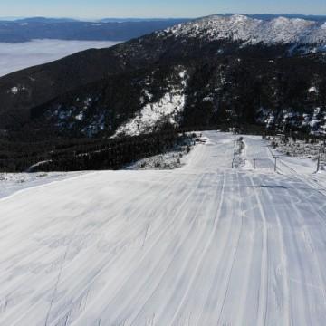 Откриха ски сезона - тихомълком, с термометър