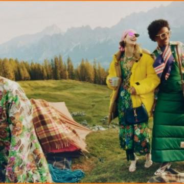 Gucci и The North Face – очаквано добра комбинация