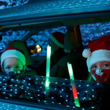 Как светът посрещна Коледа?