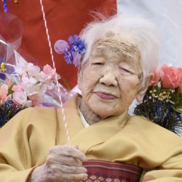Най-възрастният човек в света е жена и вече е на 118 години