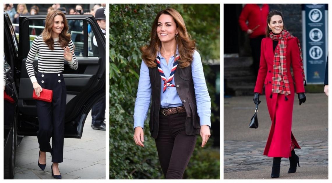 5 неща, които бихме заели от стила на Кейт Мидълтън