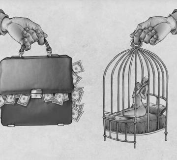 Проблемите на обществото ни в 35 илюстрации