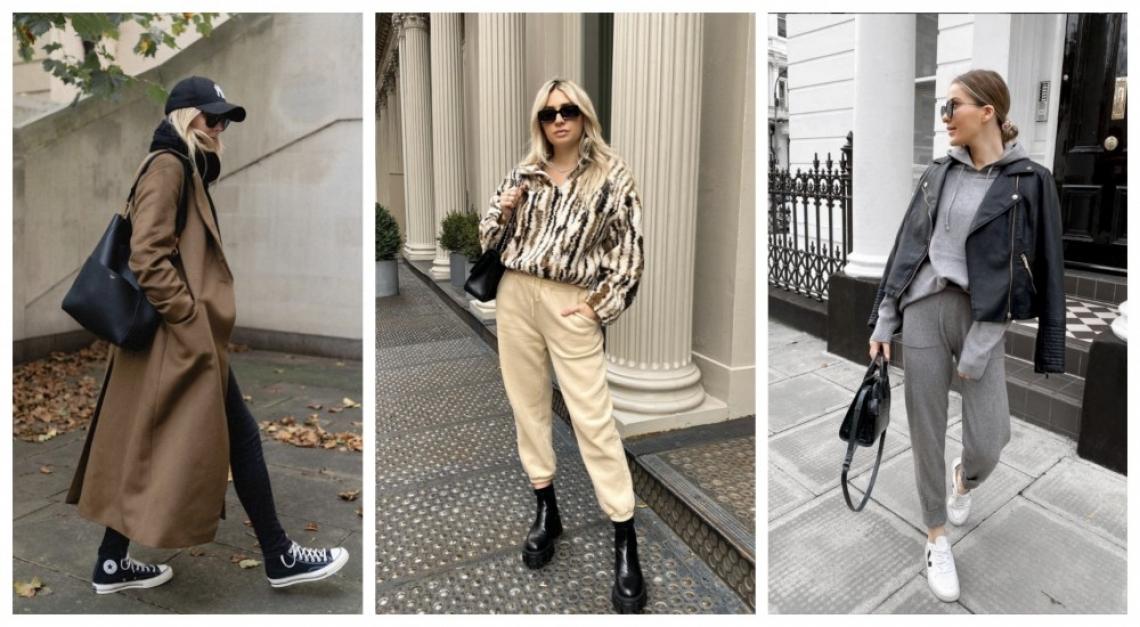 19 стайлинг идеи как да носим удобните домашни дрехи и навън