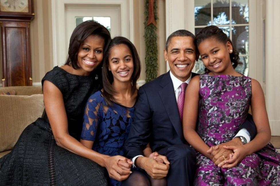 Мишел и Барак Обама - разказана любов