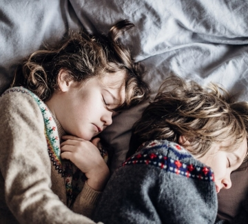 Как протича Covid-19 при децата