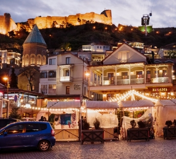 Как в Тбилиси може, а при нас не