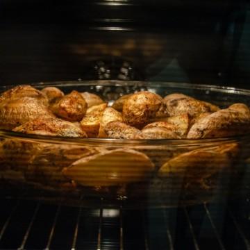 Най-вкусните печени картофи на света
