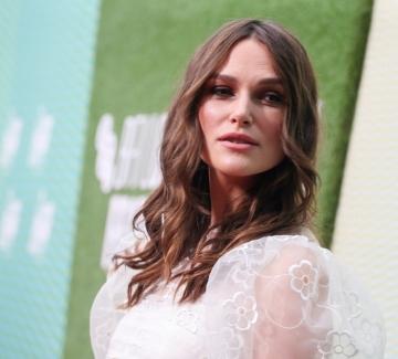 Кийра Найтли: Няма да снимам секс сцени с мъже режисьори