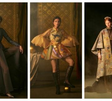 Магията на картите таро в новата колекция на Dior