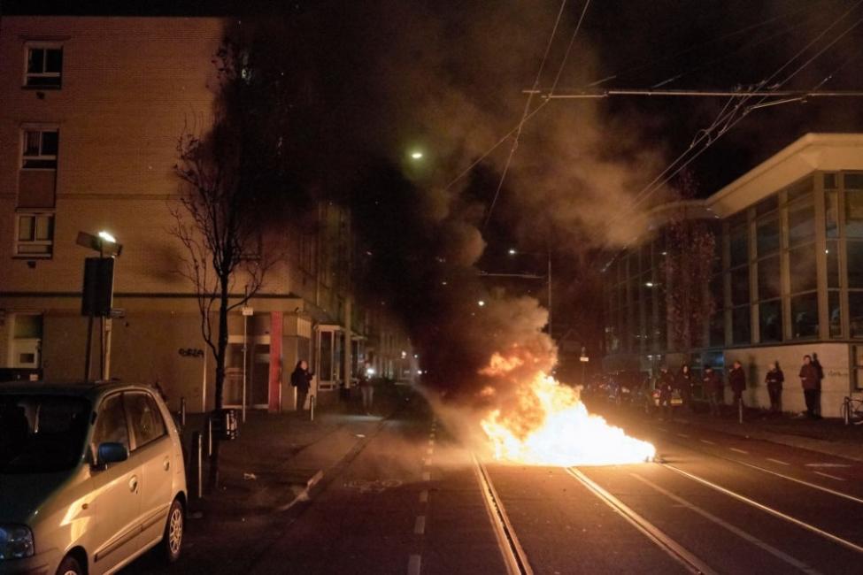 Протести по целия свят срещу Covid мерките
