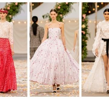 Сватбената приказка на Chanel