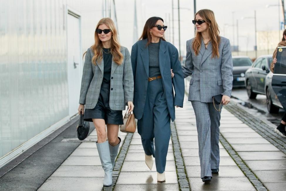 5 стайлинг идеи как да носим блейзър през зимата