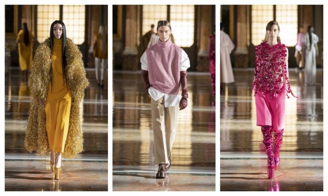 Висш пилотаж от Valentino – за модата отвъд половете
