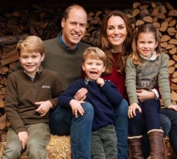 Кейт Мидълтън за родителството по време на локдаун