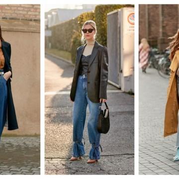 7 стайлинг идеи как да носим дънки в офиса