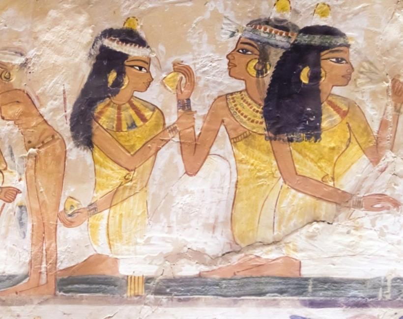 Ритуалите за красота на една египтянка
