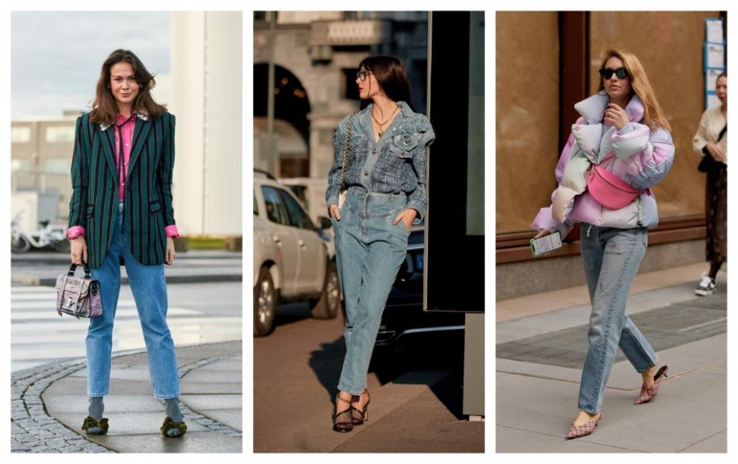 6 стайлинг идеи, които ни напомнят защо трябва да имаме mom jeans в гардероба си