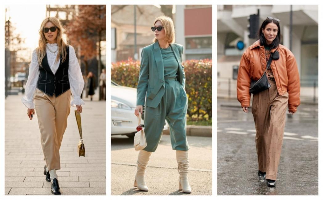 6 стайлинг идеи как да носим панталон с басти