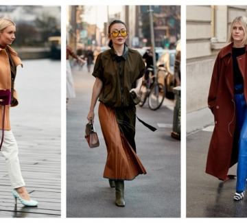 Три цветови комбинации, с които винаги изглеждаме стилно