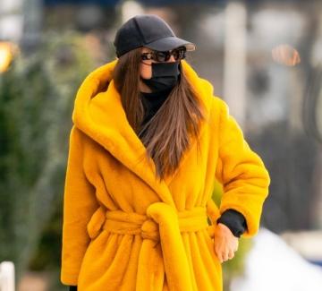 Модно вдъхновение за уикенда: Ирина Шейк
