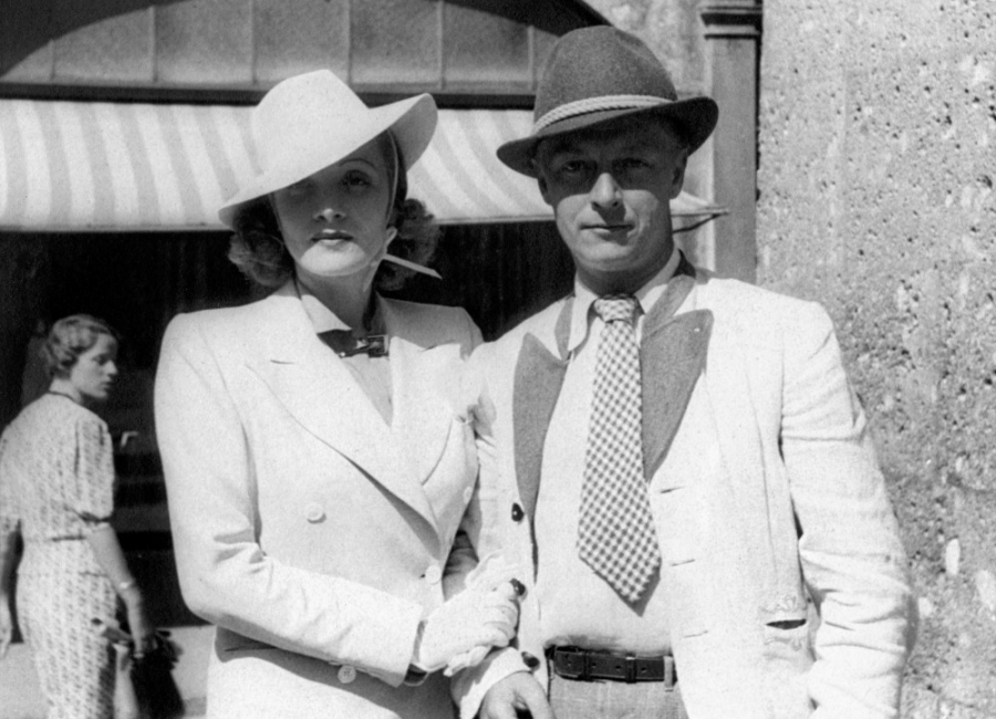Марлене Дитрих и Рудолф Зибер - най-странният брак в шоубизнеса