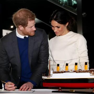 Принц Хари и Меган Маркъл остават без почетни кралски титли