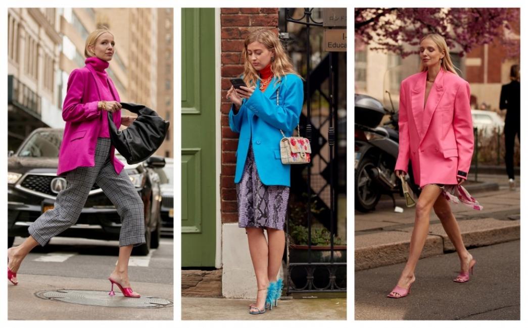 7 стайлинг идеи как да носите цветен блейзър по най-елегантния начин