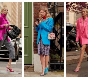 3 причини да инвестирате в цветен блейзър тази пролет