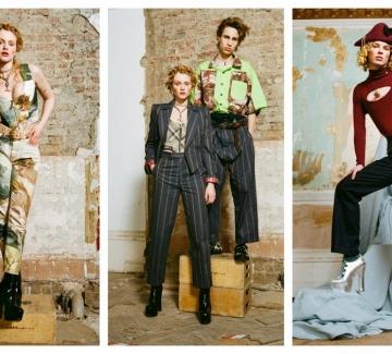 Полово неутралната мода в новата колекция на Вивиан Уестууд
