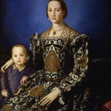 Козимо Медичи и Елеонора във време на уредени бракове