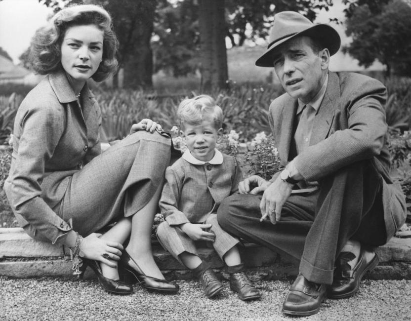 Хъмфри Богарт и Лорън Бакол - любов като на кино