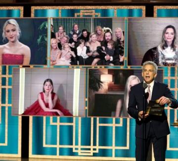 "Златен глобус 2021: ""Борат"" е големият победител"