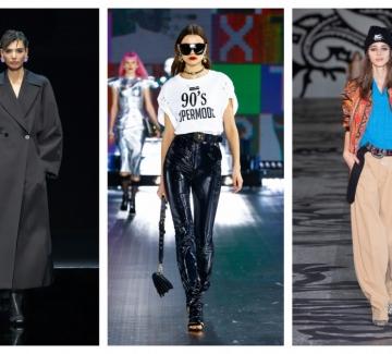 21 стайлинг вдъхновения от новите колекции на Dolce & Gabbana, Etro и Giorgio Armani