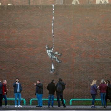 Бягство от затвора: ето как Банкси освободи Оскар Уайлд