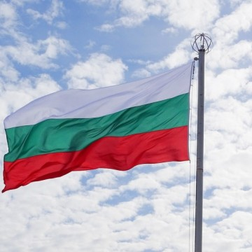 Българският флаг зад грохота на Ниагара