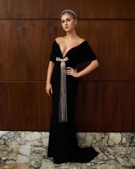 Мария Бакалова в Prada и с нова награда