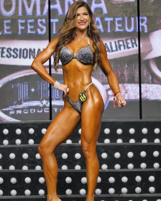 Силвия Георгиева – нежната шампионка по състезателен бодибилдинг
